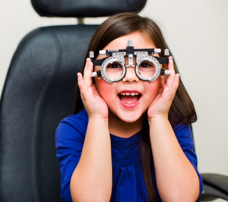 1b7c66c1cdf Kids get vision care through Horizon BCBS partnership