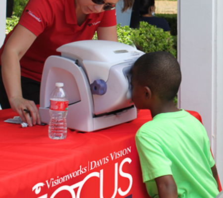 17461953b60 Miami s school kids benefit from complimentary vision services