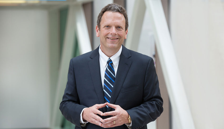 David L. Holmberg, President and Chief Executive Officer