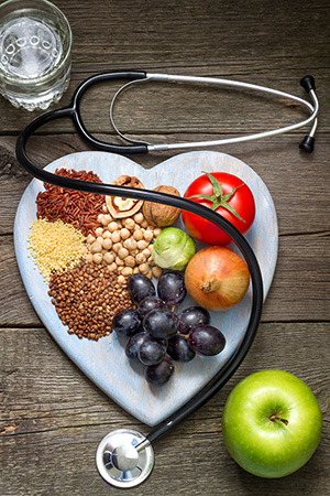 Lifestyle choices, like eating a heart-healthy diet, can greatly influence whether your cholesterol levels stay in the right range.