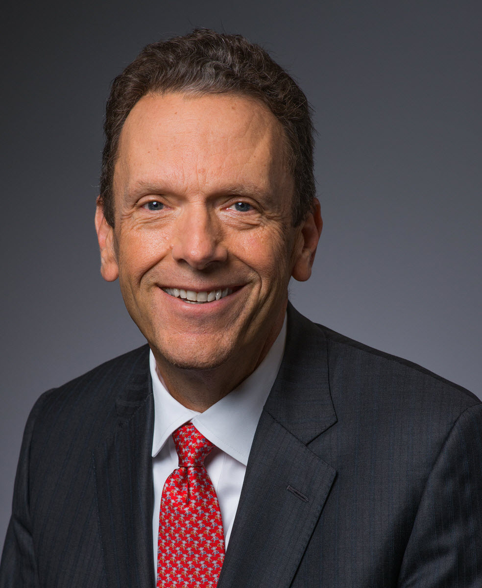 David Holmberg, president and chief executive officer, Highmark Health