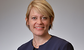 Cindy Donohoe, executive vice president and chief marketing officer, Highmark Health, was recognized with the leadership award by the CMO Club.