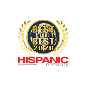 Best of the Best 2020 Hispanic Network