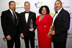 Eastern Minority Supplier Development Council (EMSDC) Choice Awards in Philadelphia