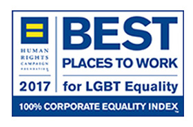 Best Place to Work for LGBT Equality