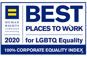 Highmark's health plans in Pa., W.Va., and Del. have been recognized as 2020 Best Places to Work for LGBTQ Equality.