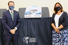 Highmark Health has distributed back-to-school toolkits to 400 Pennsylvania school districts.